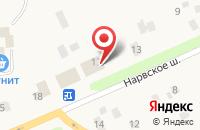 Схема проезда до компании МАСТЕР-ЭЛЕКТРИК в Кипене