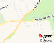 Ропша, Ропшинское шоссе/Красносельское шоссе