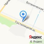 ПетроАвтоГарант на карте Санкт-Петербурга