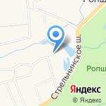Рак-Ша на карте Санкт-Петербурга