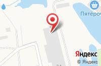 Схема проезда до компании Рак-Ша в Ропше