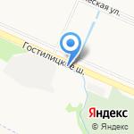 СтройГарант на карте Санкт-Петербурга