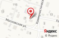 Схема проезда до компании Муниципальное Предприятие Павловское Строительно-Монтажное Управление N2 в Павлово