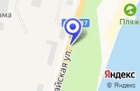 Схема проезда до компании МИЧУРИНСКАЯ ВРАЧЕБНАЯ ЛАБОРАТОРИЯ в Приозерске