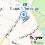 Российский центр капоэйры на карте Санкт-Петербурга