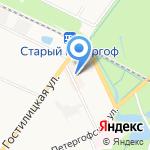 Respect-shoes на карте Санкт-Петербурга