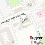Магазин салютов Петергоф- расположение пункта самовывоза