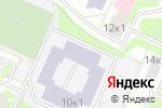 Схема проезда до компании Айкикай в Санкт-Петербурге