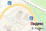 Схема проезда до компании Ателье-химчистка в Санкт-Петербурге