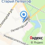 Рыбалка на карте Санкт-Петербурга