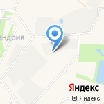 АлиГри на карте Санкт-Петербурга