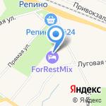 ForRestMix Club на карте Санкт-Петербурга