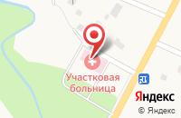 Схема проезда до компании Ропшинская участковая больница в Ропше