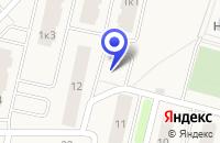 Схема проезда до компании ПРОИЗВОДСТВЕННАЯ ФИРМА ПЕТРОМОЛАГРО в Ломоносове