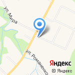 Мегаполис-М на карте Санкт-Петербурга