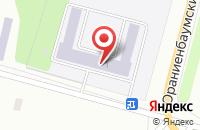 Схема проезда до компании Дант в Петродворце
