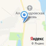 Муниципальное образование Низинское сельское поселение на карте Санкт-Петербурга