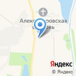 КПД групп на карте Санкт-Петербурга