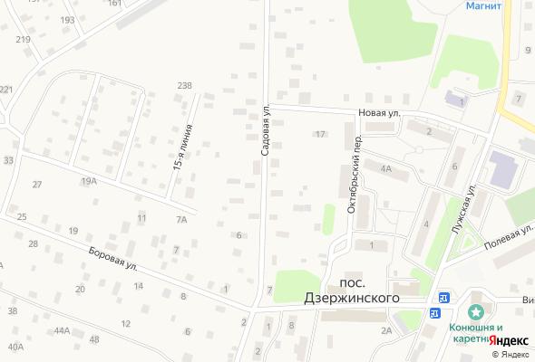 ЖК Дзержинского