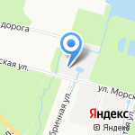 ПараКросс на карте Санкт-Петербурга