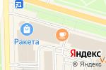 Схема проезда до компании Нева в Санкт-Петербурге