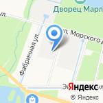 Центр социальной реабилитации инвалидов и детей-инвалидов Петродворцового района на карте Санкт-Петербурга
