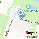Управление Пенсионного фонда РФ в Петродворцовом районе на карте Санкт-Петербурга