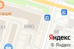 Схема проезда до компании Главбух+ в Санкт-Петербурге