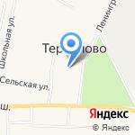 Почтовое отделение №188351 на карте Санкт-Петербурга
