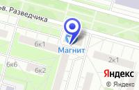 Схема проезда до компании АГЕНТСТВО НЕДВИЖИМОСТИ КВАРТИЙНЫЙ ВОПРОС в Петергофе