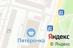 Схема проезда до компании Магазин одежды, обуви и кожгалантереи в Санкт-Петербурге