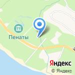 Центр для детей-сирот и детей на карте Санкт-Петербурга