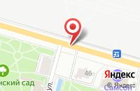 Схема проезда до компании Сигма в Петродворце