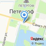 Linea на карте Санкт-Петербурга