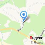 HONKA NOVA на карте Санкт-Петербурга