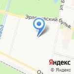 Средняя общеобразовательная школа №412 на карте Санкт-Петербурга