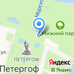 Особая кладовая на карте Санкт-Петербурга