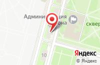 Схема проезда до компании Петергоф в Петродворце