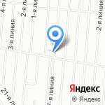 Солнышко на карте Санкт-Петербурга