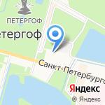 Петергофская гимназия императора Александра II на карте Санкт-Петербурга