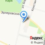 Многофункциональный центр предоставления государственных услуг Петродворцового района на карте Санкт-Петербурга