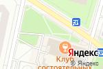 Схема проезда до компании Кот-Комод в Санкт-Петербурге