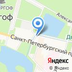 Нотариус Александрова И.И. на карте Санкт-Петербурга