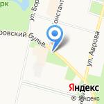Мимино на карте Санкт-Петербурга