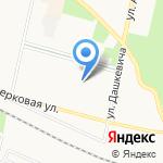 Детский сад №29 на карте Санкт-Петербурга