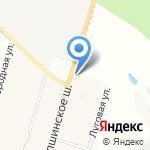 Экспресс-сервис на карте Санкт-Петербурга