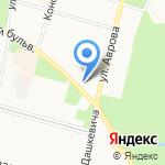 Средняя общеобразовательная школа №416 им. В.В. Павловой на карте Санкт-Петербурга