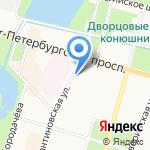 Александр Недвижимость на карте Санкт-Петербурга