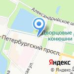 Домоуправление №1 на карте Санкт-Петербурга