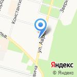 Петродворцовый районный суд на карте Санкт-Петербурга